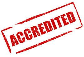 akrediteeritud
